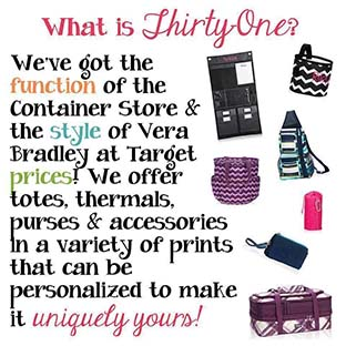 What is Thirty-One Bags?