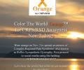 Color The World Orange™ for CRPS