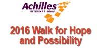 2016 Achilles Walk