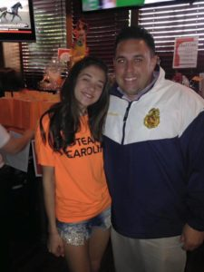 Caroline had a very successful night raising awareness for CRPS RSD and funds for RSDSA