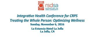 Integrative Health Conference, La Jolla, CA