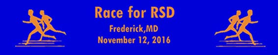 Race for RSD, Frederick, MD