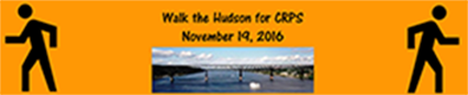 Walk the Hudson for CRPS