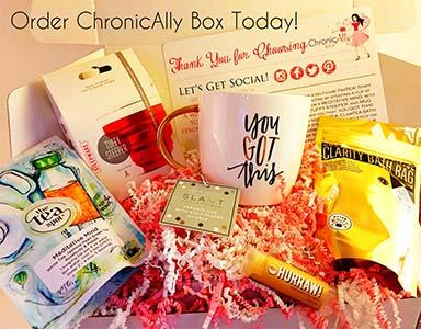 ChronicAlly Box Giveaway Raffle