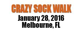 2017 Crazy Sock Walk, Melbourne, FL