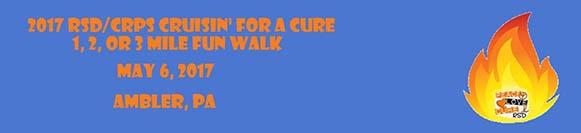 2017 RSD/CRPS Cruisin; for a Cure