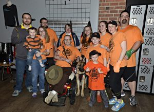 Our Knock Out Pain CRPS/RSD crew within the Phillips/O'Steen family