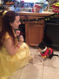 Samantha writes a special Halloween story about CRPS and what is coming up after Halloween for awareness month