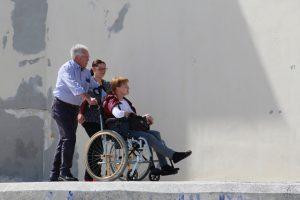 CRPS Wheelchair
