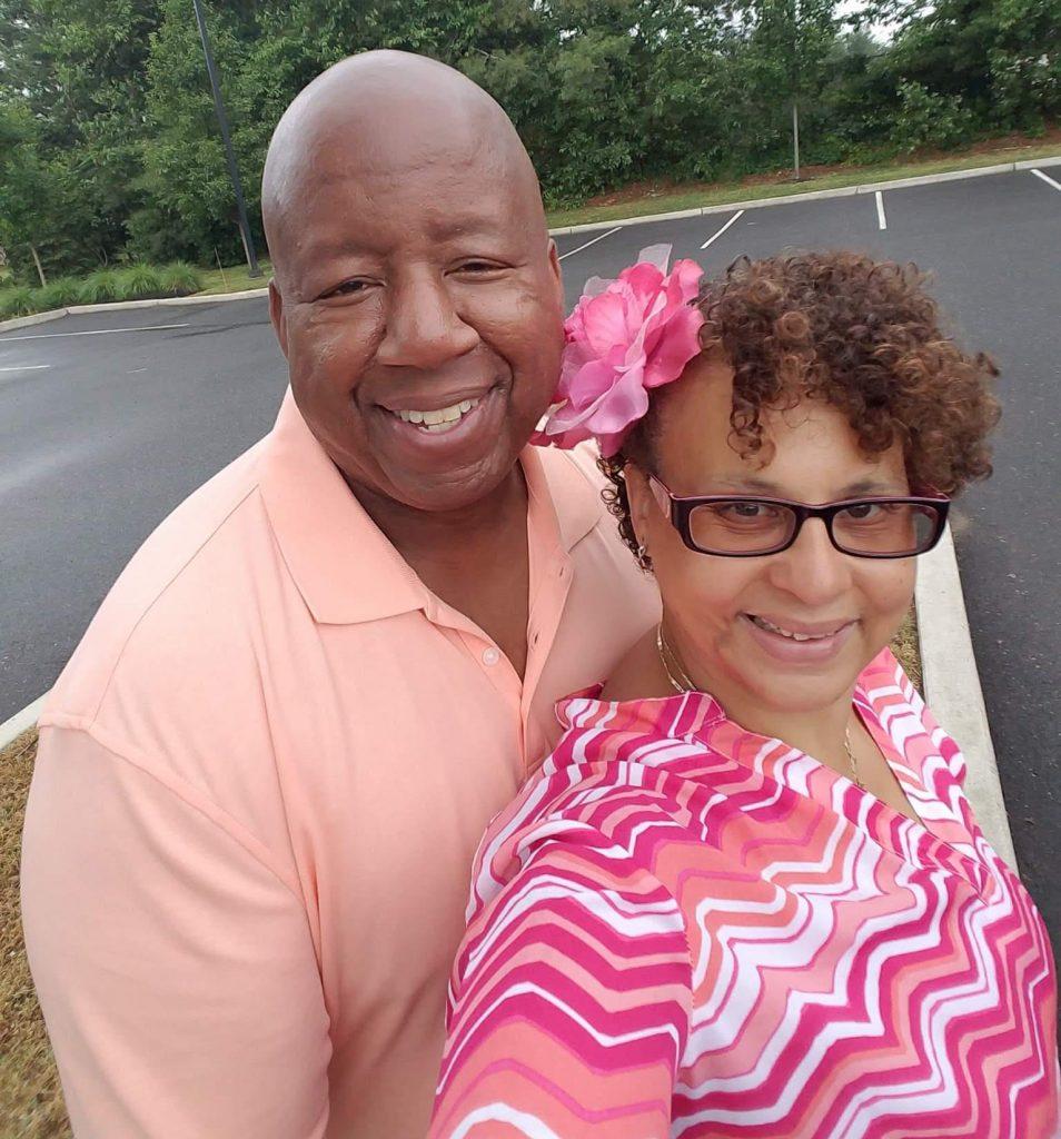 Drea and Her Husband CRPS