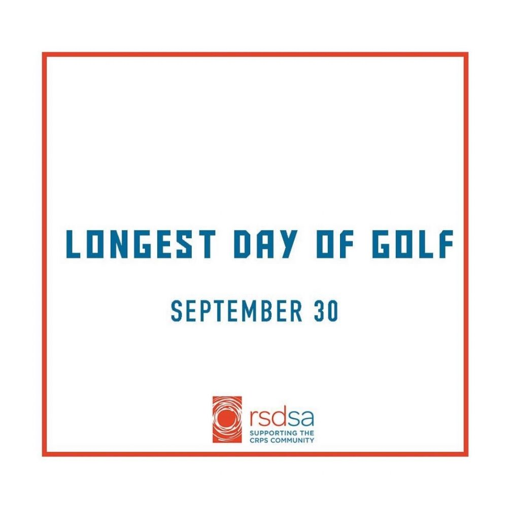 RSDSA Longest Day of Golf CRPS