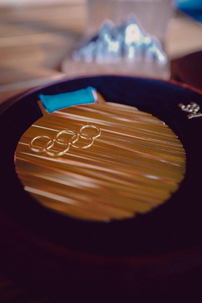 Senior Olympics Swimming CRPS RSDSA