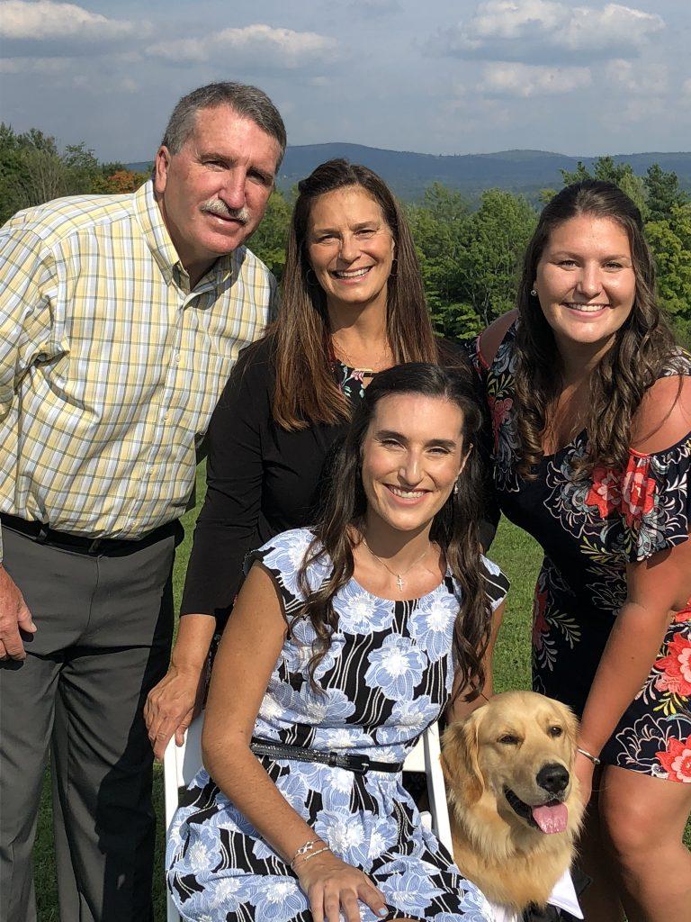 Kelly Considine Family CRPS RSDSA