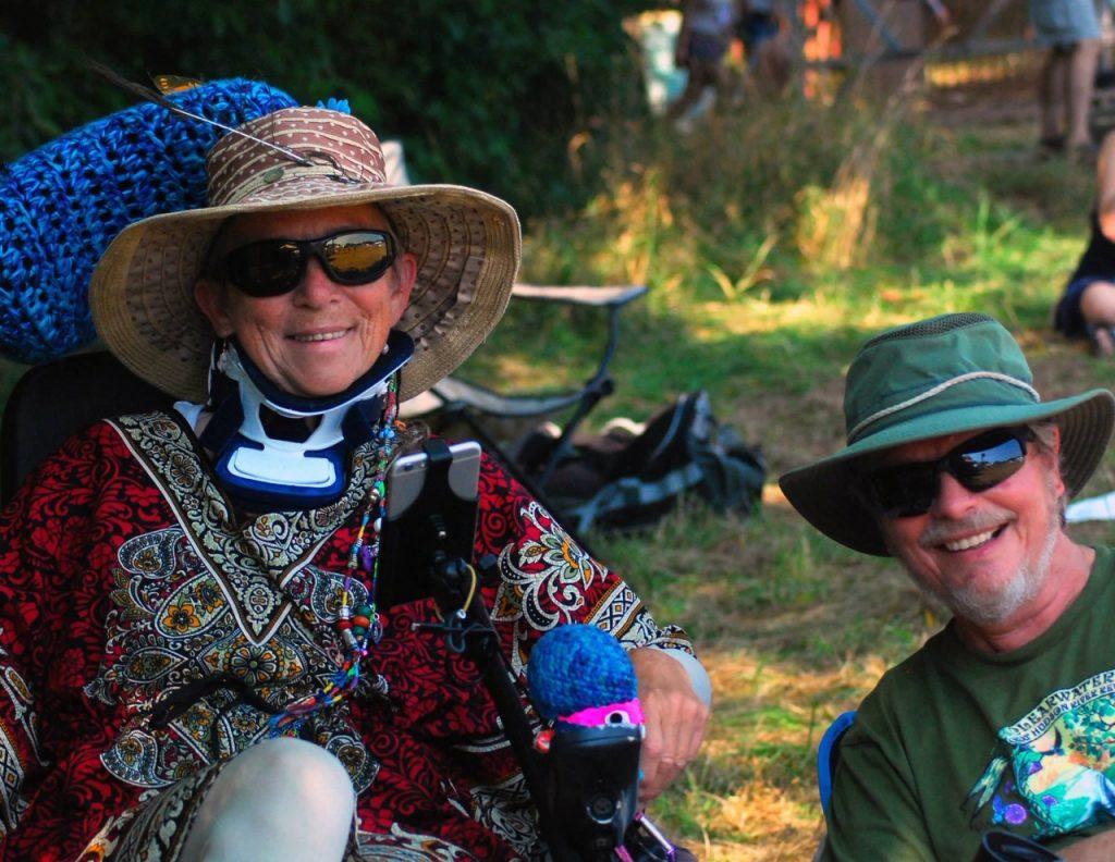 Paul and Barbara Schaffer RSDSA CRPS